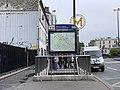 Entrée Station Métro Bobigny Pantin Raymond Queneau Bobigny 6.jpg