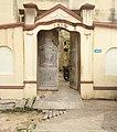 Entrée de la maison du tourisme et du tourisme à Port-Novo.jpg