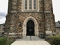 Entrance, Our Saviour Lutheran Church The Church of Our Saviour (1930), 3301 The Alameda, Baltimore, MD 21218 (40791616015).jpg