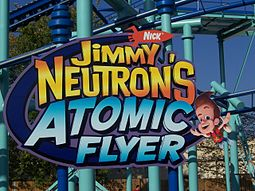 Entrance Jimmy Neutron's Atomic Flyer.JPG