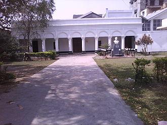 Jyoti Prasad Agarwala - Poki or Jyoti Bharati, residence of Jyoti Prasad Agarwala at Tezpur