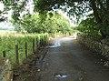 Entrance to Hall Quarter - geograph.org.uk - 523851.jpg