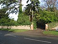 Entrance to Ledbury Tennis Club - geograph.org.uk - 655818.jpg
