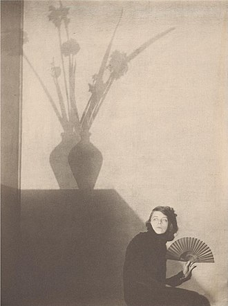 Edward Weston - Epilogue (1919) featuring Margrethe Mather