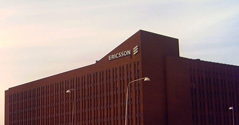 Ericsson stockholm