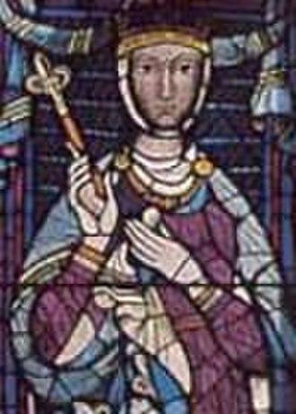 Ermesinde, Countess of Luxembourg - Ermesinde, Countess of Luxembourg