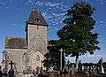 Ernée - Notre Dame de Charne - Extérieur - PA00109503 - 003.jpg