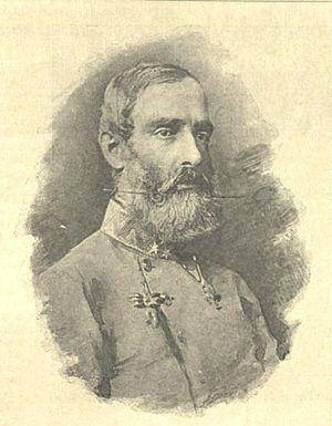 Archduke Ernest of Austria (1824–1899) - Image: Ernő főherceg (1824 1899) 1899 15