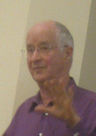 Ernest Callenbach - Ernest Callenbach in 2008.