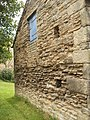 Eroded barn wall - geograph.org.uk - 980255.jpg