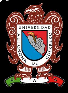 Resultado de imagen para Logotipo Universidad autonoma de guerrero