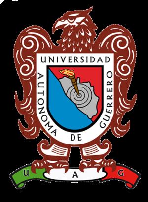 Autonomous University of Guerrero - Image: Escudo de la UA Gro