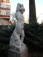 Escultura de Sant Jordi (Manresa)