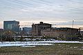Essen, Blick von M2 zum ThyssenKrupp Hauptquartier.jpg