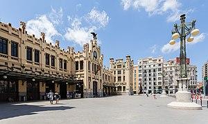 Estación del Norte, Valencia, España, 2014-06-30, DD 123.JPG