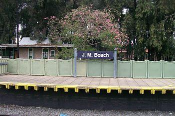 Estacion de Villa Bosch 1