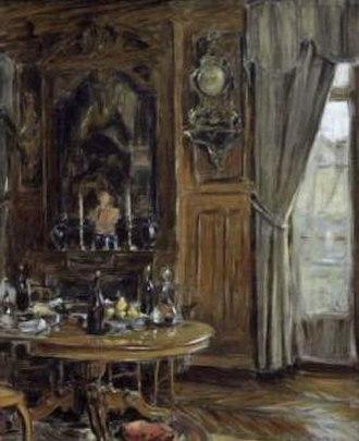 Étienne Moreau-Nélaton - Image: Etienne Moreau Nélaton Scène d'intérieur