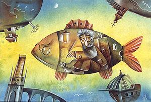 Eugene Ivanov (artist) - Eugene Ivanov's illustrations