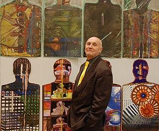 Eugeniusz Molski Polish artist, painter and sculptor