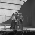 Eurovision Song Contest 1976 rehearsals - United Kingdom - Brotherhood of Man 08.png