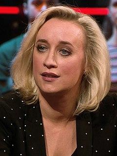 Eva Jinek Dutch-American journalist