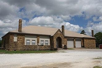 Evansville, Arkansas - Community Center