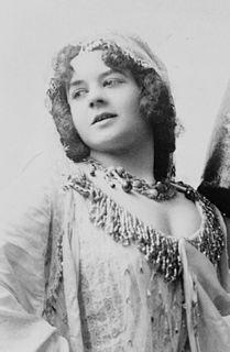 Eva Tanguay 20th-century Canadian singer and film actor