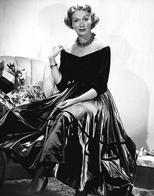Our Miss Brooks - Eve Arden from the CBS Radio version of Our Miss Brooks (1949)