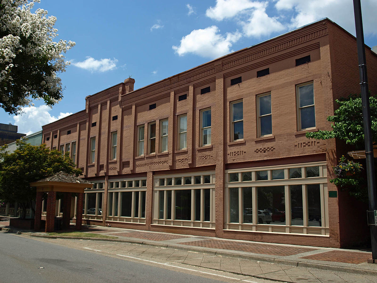 everett building huntsville alabama wikipedia