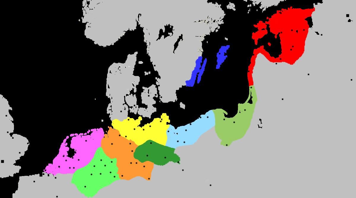 Картинки по запросу ганзейская лига ганза карта картинки