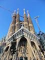 Exterior of the Sagrada Família 20.jpg