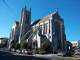 St. Dominic Church in San Francisco