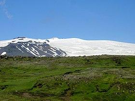 Eyjafjallajökull glacier in Iceland 2005 2.JPG