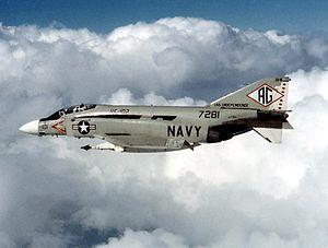 VFA-102 - VF-102 F-4J Phantom II circa 1977