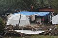 FEMA - 42246 - A FEMA provided tent at a residence in American Samoa.jpg