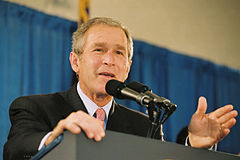 George W. Bush, Gouverneur du Texas.