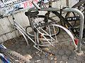 Fahrradleiche Abstellanlage am ZOB Düren, 12.9.2014 - panoramio.jpg