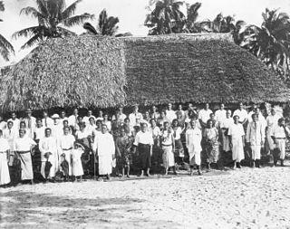 Falefa Place in Atua, Samoa