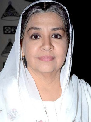 Filmfare Award for Best Supporting Actress - Image: Farida Jalal