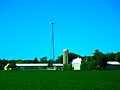 Farm and a Cell Tower - panoramio.jpg
