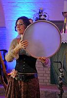 Faun, Sonja Drakulich at Wacken Open Air 2013 02.jpg