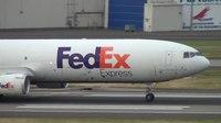 File:FedEx MD-11 (N596FE) Takeoff Portland Airport (PDX).ogv