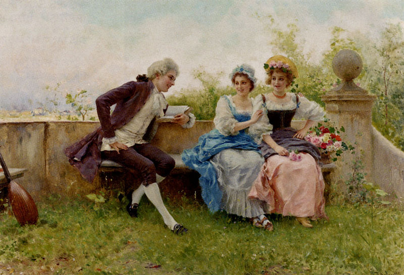 Federico Andreotti - The Poem