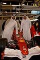 Felipe Massa's ferrari car in Bahrain 2010.jpg