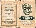 Ferenciek tere 2., CHMURA optika-fotó szaküzlet. Fortepan 81507.jpg