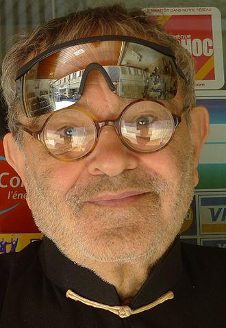 Fernando Arrabal - Fernando Arrabal, 2012