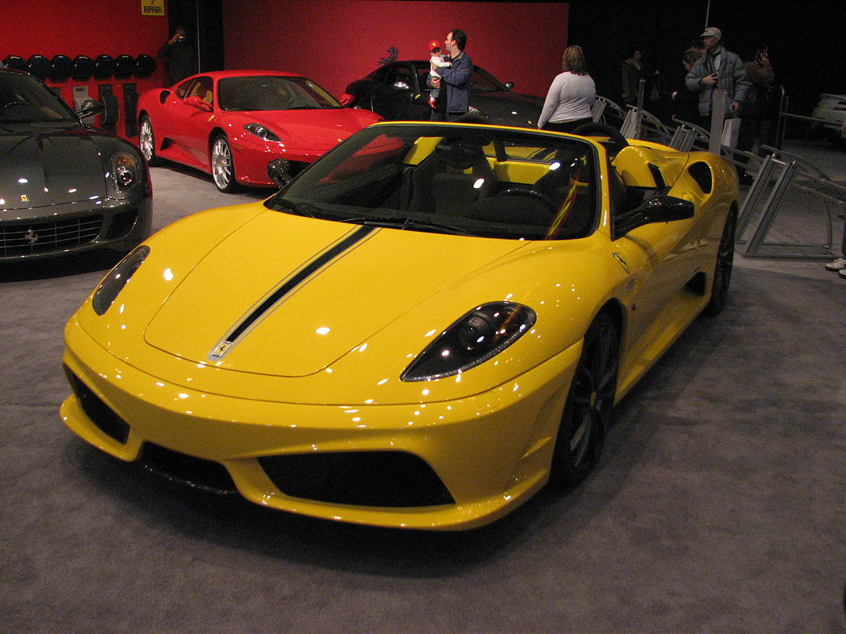 Ferrari - Simple English Wikipedia, the free encyclopedia