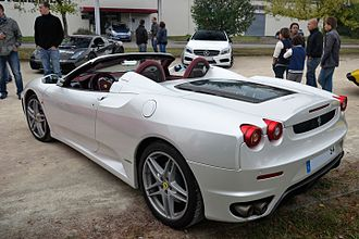 Ferrari F430 - F430 Spider