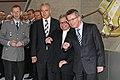 Festakt zur Neueröffnung des Militärhistorischen Museums der Bundeswehr VIPs.jpg