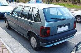 Fiat Tipo 1.4L rear.JPG
